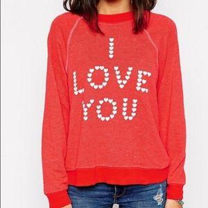 Wildfox sweatshirt medium